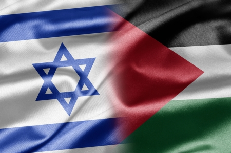 Israel and Palestine Stock Photo - 14494150