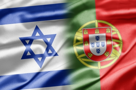 Israel and Portugal Stock Photo - 14494171