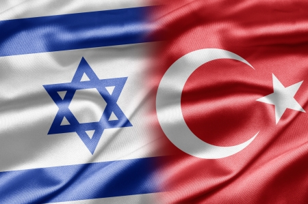 Israel and Turkey Stock Photo - 14494161