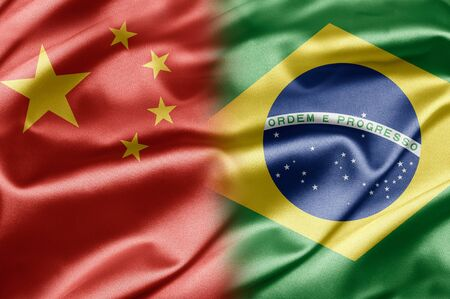China and Brazil photo