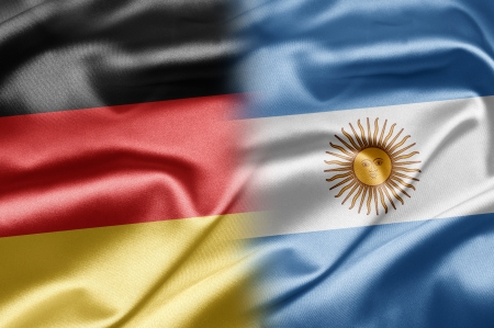 Germany and Argentina photo
