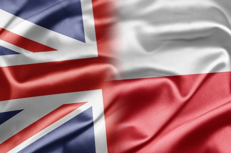 UK and Poland Stock Photo - 15202797
