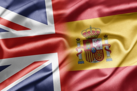 UK and Spain