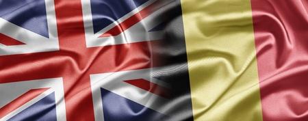 UK and Belgium Stock Photo - 15202813