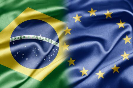 Brazil and EU photo