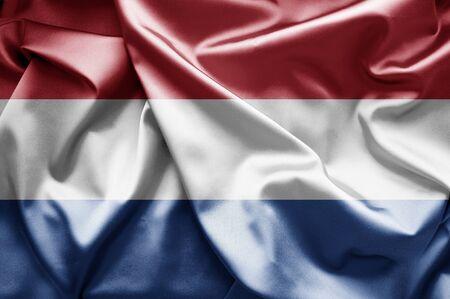 Flag of Netherlands photo