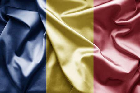 romania: Flag of Romania