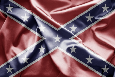 Flag of Confederate photo