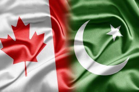 Canada and Pakistan photo