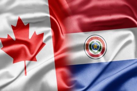Paraguay: Canada et le Paraguay Banque d'images