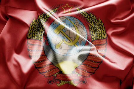 soviet union: Flag of the Soviet Union