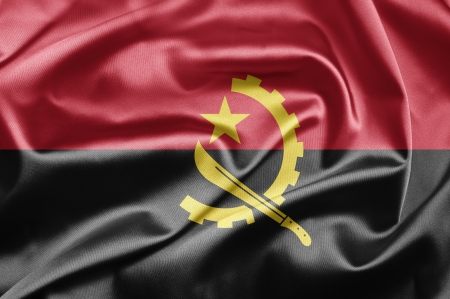 Flag of Angola photo
