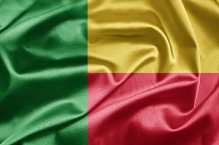 benin: Flag of Benin