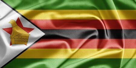 simbabwe: Flag of Zimbabwe