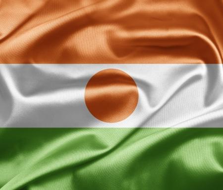 niger: Flag of Niger