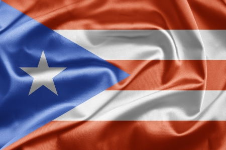 Bandera de Puerto Rico photo
