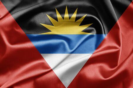 antigua: Flag of Antigua and Barbuda