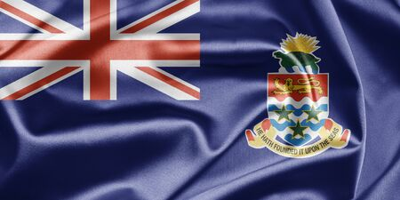 Flag of Cayman Islands photo