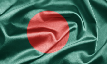 Flag of Bangladesh photo