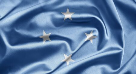 federated: Federated States of Micronesia flag
