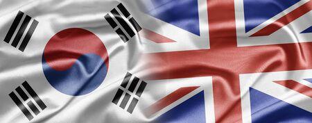 britan: South Korea and UK