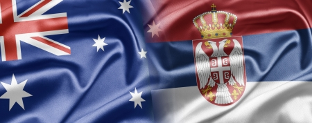 serbian: Australia and Serbia