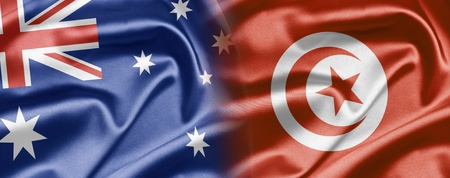 Australia and Tunisia photo