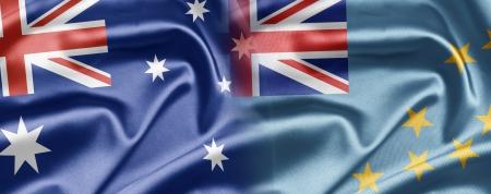 tuvalu: Australia and Tuvalu