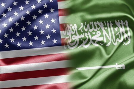 USA and Saudi Arabia photo