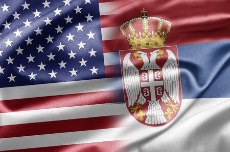 serbian: USA and Serbia