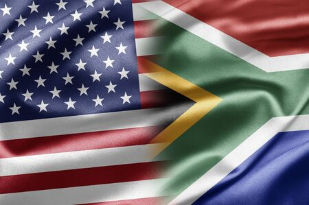 USA and South Africa photo