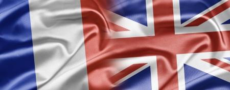 britan: France and UK Stock Photo