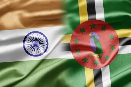 dominica: India and Dominica