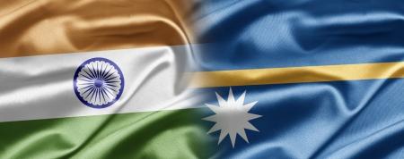 nauru: India and Nauru