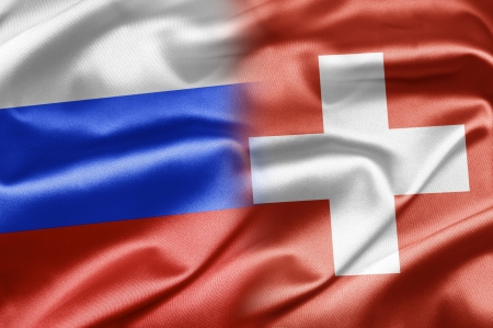 Russia and Switzerland photo