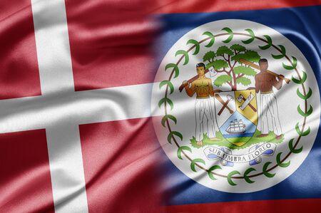 belize: Denmark and Belize
