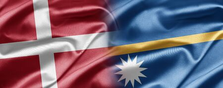 nauru: Denmark and Nauru
