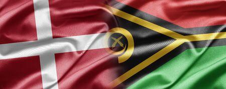 vanuatu: Denmark and Vanuatu