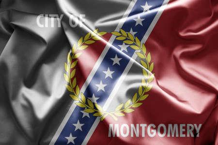montgomery: Flag of Montgomery, Alabama