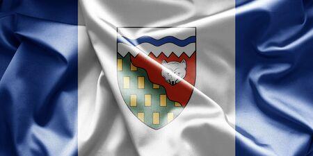 territories: Flag of Northwest Territories