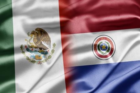 Paraguay: Le Mexique et le Paraguay