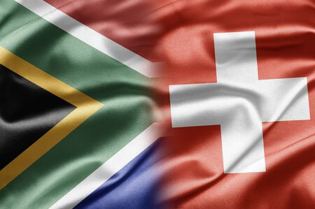 South Africa and Switzerland photo
