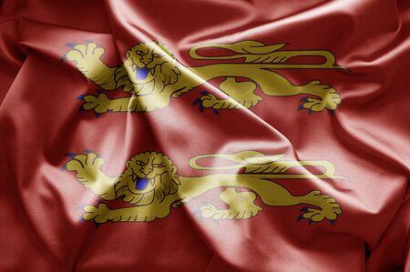 basse normandy: Flag of Basse-Normandie