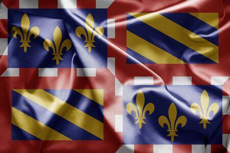 bourgogne: Flag of Bourgogne