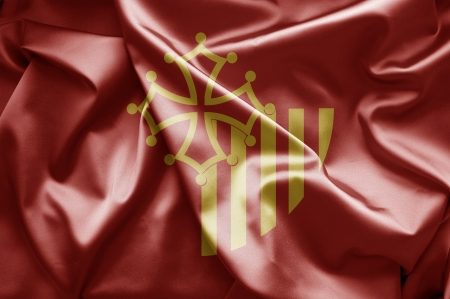 roussillon: Flag of Languedoc Roussillon