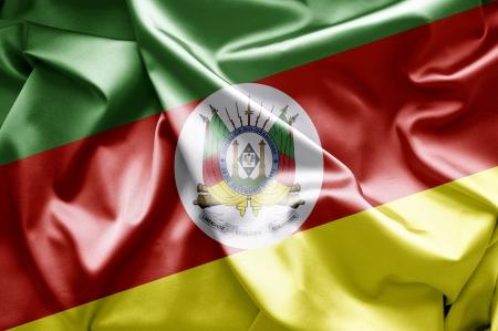 lia: Flags of Rio Grande do Sul