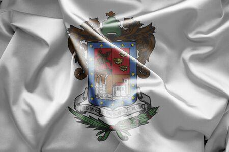 ocampo: Flag of Michoac&Atilde,&iexcl,n