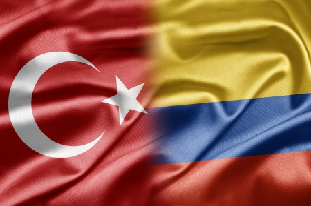 Turkey and Colombo Stock Photo - 17407732