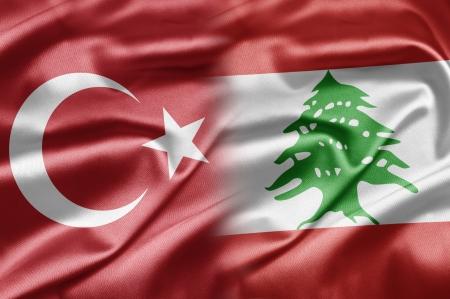 Turkey and Lebanon photo