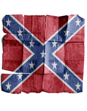 Confederate flag photo